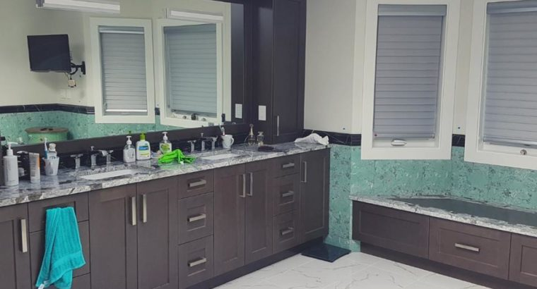Home Renovation Vancouver – Kitchen Cabinets